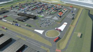 Truckparking_Maasvlakte Plaza