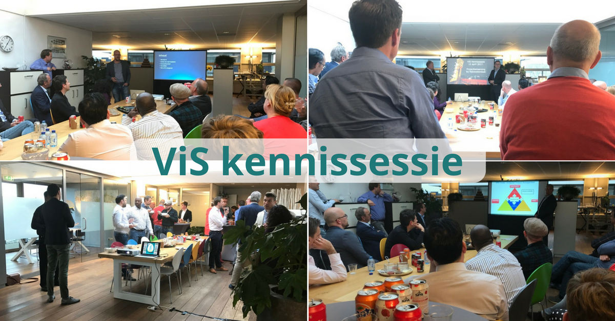 Impresse ViS kennissessie 12 april 2017 - ViS Detachering