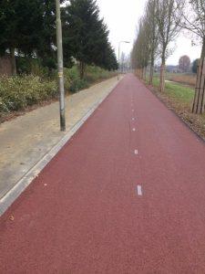 Fietspad Gemeente Roosendaal