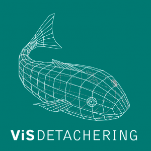 Oude logo ViS Detachering