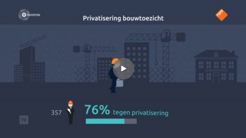 Privatisering bouwtoezicht